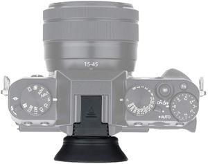 Image 4 - Eyecup göz kupası vizör bağlar kolay ve güvenli bir şekilde ile sıcak ayakkabı Fujifilm X T30 X T20 X T10 XT30 XT20 XT10