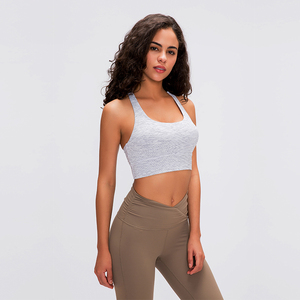 Image 2 - Raibaallu bahar/summershock geçirmez spor iç çamaşırı kadın crossover geri toplamak koşu yoga sutyen