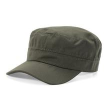 Cap Womens Brim Fashion Plain-Cap Visor-Hat Flat-Top-Hats Cadet Sun-Baseball Cyclamen9