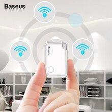 Мини gps трекер Baseus, Bluetooth трекер для домашних животных, собак, кошек, ключей, телефонов, детей, сигнализация против потери, умный тег, брелок, локатор