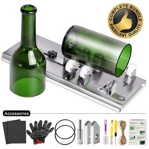10PCs Glass Bottle Cutter DIY