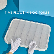 Pet Toilet Large and Small Dogs for Toilets Are Easy To Clean The Bedpan Toilet for Cat Pet Products for Dog   Pet Cat Toilet sy pet toilet dog toilet flat toilet pet cleaning supplies small dog large dog toilet bag