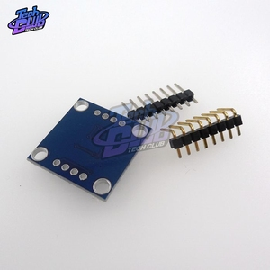 Image 2 - LSM303DLH HM55 Three Axis Electronic Compass Acceleration Module 3 5V GY 51 LSM303 LSM303D