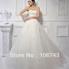 free shipping new hot sale Sexy bride great quality wholesale&custom sweetheart