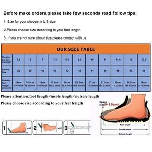 Image 5 - Yweenブーツ男性の雪のブーツ2020新ブラック防水男性の冬のブーツ豪華な非常に暖かいノンスリップ屋外綿靴靴