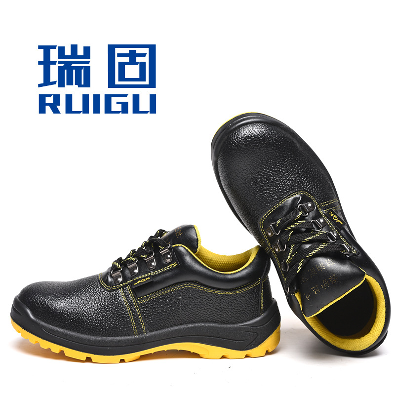 Currently Available Wholesale Summer Style Safety Shoes Safe Protective Shoes Anti-smashing And Anti-penetration Anti-slip Manuf