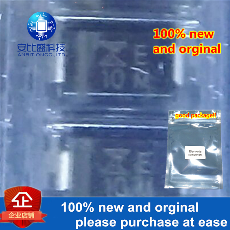50pcs 100% New And Orginal EGF10M 1A1000V DO214AC Silk-screen E10M High Pressure Fast Recovery In Stock