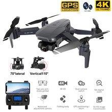 Dron SG907 PRO GPS con cámara de cardán de 2 ejes 4K HD 5G Wifi gran angular FPV flujo óptico RC Quadcopter vs SG906
