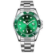 Luxury Brand Wristwatch Watch Men Quartz Clock Fashion Sports Waterproof Stainless Steel Business Watches Relogio Masculino часы