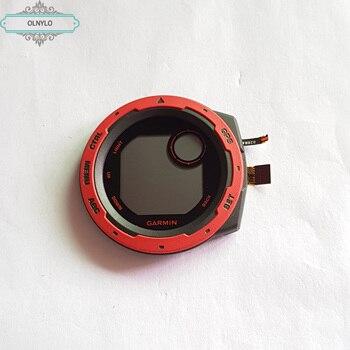 Original LCD Display Screen Panel Repair Part for Garmin  Instinct Rugged(Red)GPS Sport Watch Accessories Used