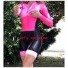 Kafitt roupas de manga longa das mulheres ciclismo triathlon terno ciclismo conjunto skinsuit maillot ropa ciclismo mtb bicicleta macacão verão macaquinho ciclismo feminino manga longa roupas com frete gratis macacao 7