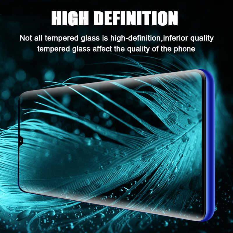 3 Pcs Tempered Glass Di untuk Xiaomi Redmi Note 9 8 7 Pro 8T 9 9A 7 7A Layar pelindung untuk Redmi 10X Note 8 Pro Film Pelindung
