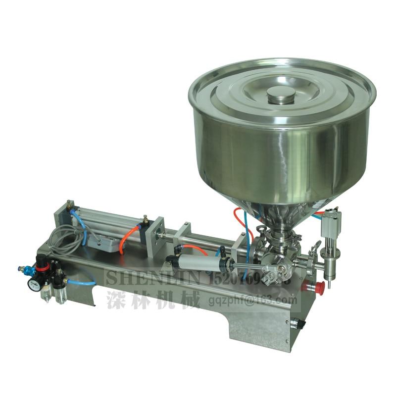 SHENLIN G1 nerezová horizontální pneumatická pasta automatická - Elektrické nářadí - Fotografie 1