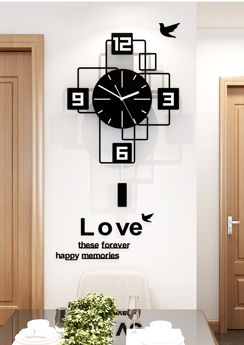 wall clocks for living room