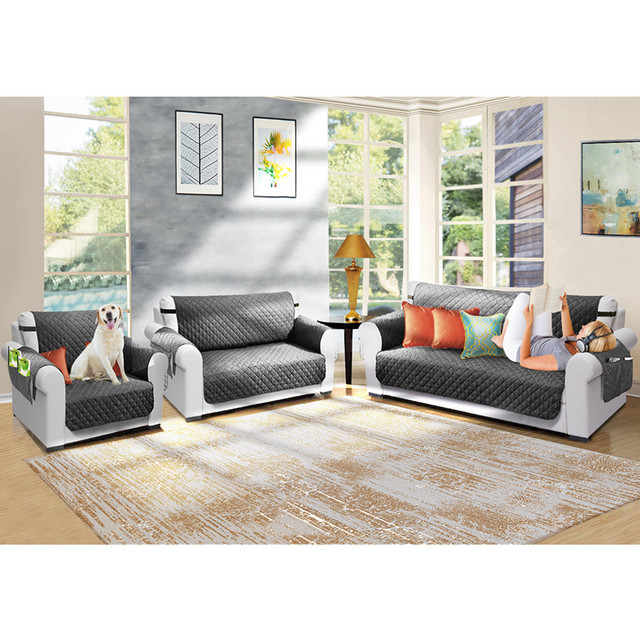 Couch Anti-Slip Cover for Pets 2