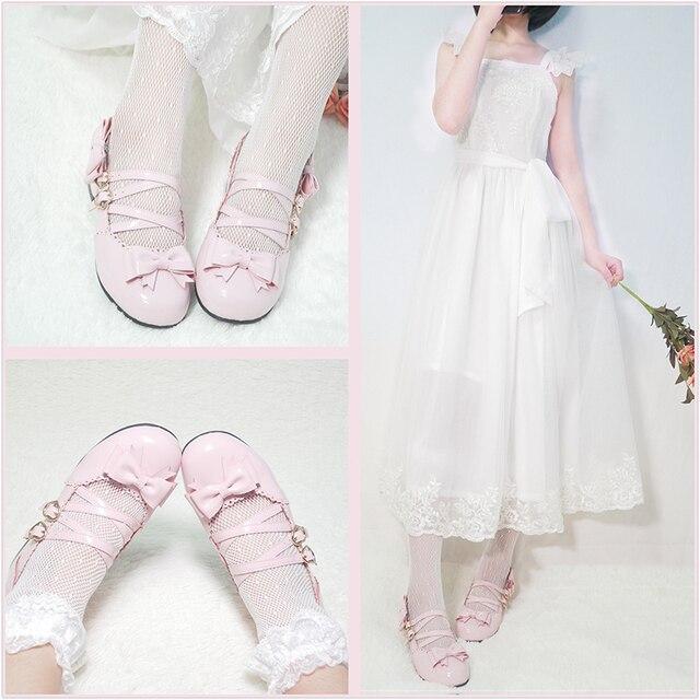 Фото для костюмированной вечеринки по японскому аниме косплей туфли