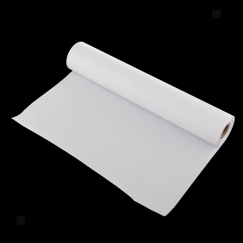 Roll of 10M White Drawing Paper Roll Roll Paper Recyclable Art Supplies High Quality Recyclable Paper
