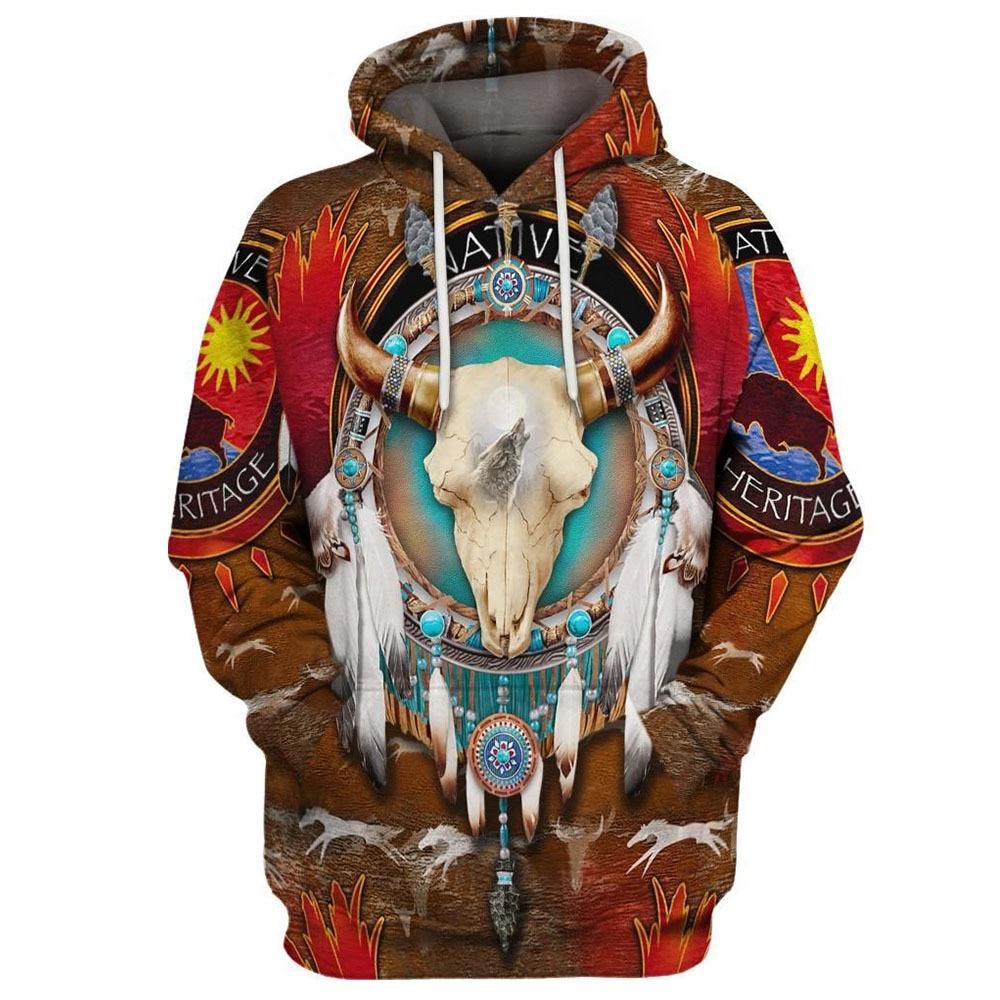 Sudadera Hombre Native Indian 3D Print Casual Hoodies/sweatshirt Men/Women One Piece Hip Hop Hoodie Hooded Streetwear Pullover