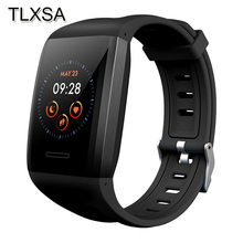 Smart Band Blood Pressure Heart Rate Monitor Fitness Bracelet IP68 Waterproof Men Women Sport Pedometer Health Smart Watch Q7S