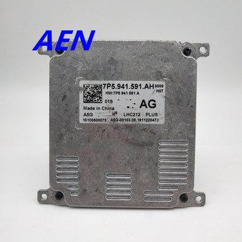 Original 7P5.941.591.AH Headlight LED Driver Module Headlamp Control Unit used car light accessories 7P5941591AH