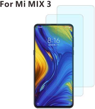 Перейти на Алиэкспресс и купить 9H 2.5D Защита экрана для Xiaomi mi mix 3 Закаленное стекло для Xiaomi mi mix3 mix 3 5G защитная пленка