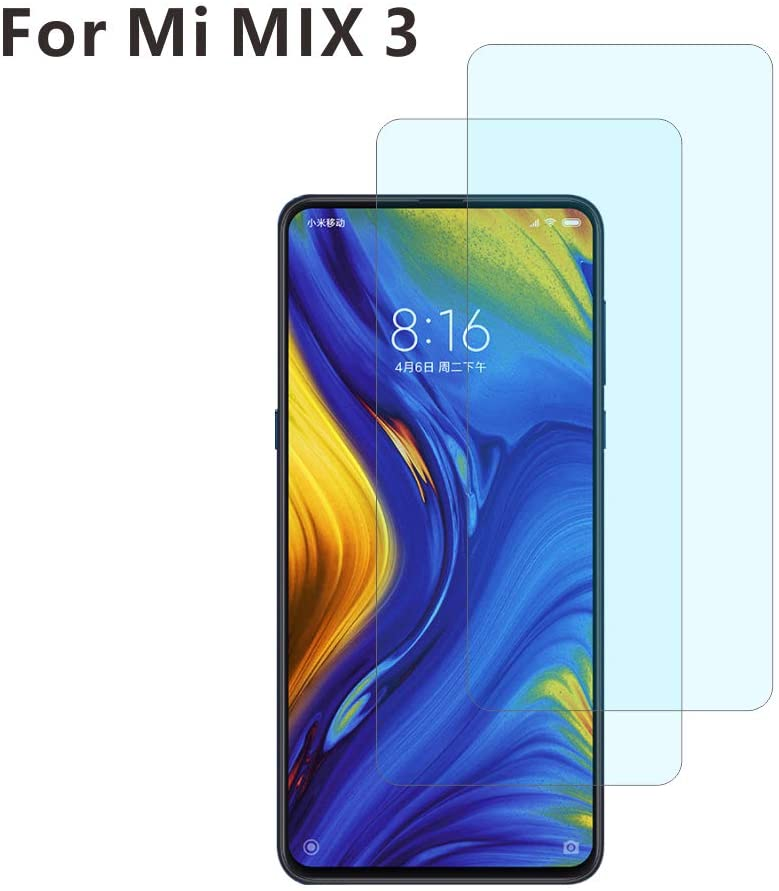 9H 2.5D Tempered Glass For Xiaomi Mi Mix 3 5G GLASS Protective Film Screen Protector For Xiaomi Mi Mix 3