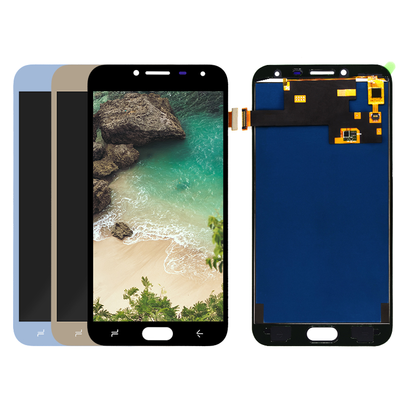 For Samsung Galaxy J4 J400 SM-J400F J400H J400G / DS LCD Display And Touch Screen Digitizer Assembly Can Adjust Brightness LCD