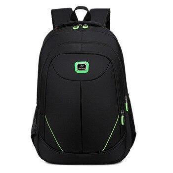 Waterproof Nylon Large Capacity Women's Travel Backpack Men Business Laptop Backpack School Backpacks for Teenagers Mochila 2017 men s waterproof large capacity fashion school travel bags business casual laptop backpack