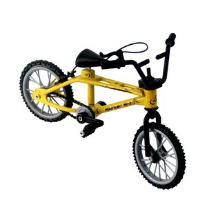 Мини-Пальчиковый bmx набор, фанаты велосипедов, игрушка, сплав Пальчиковый BMX функциональный детский велосипед, Пальчиковый велосипед, отлич...