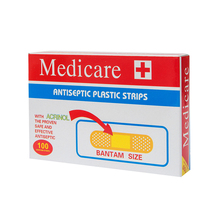 Hemostasis Adhesive Band-Aid-Sticker Wound Plaster First-Aid Travel Waterproof Non-Woven