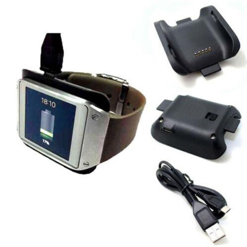 For <font><b>Samsung</b></font> <font><b>Gear</b></font> <font><b>S</b></font> SM-V700 Smart Watch <font><b>Charging</b></font> <font><b>Dock</b></font> Charger Cradle image