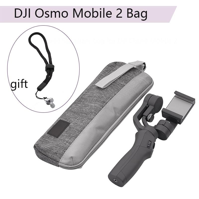 Caso Saco de armazenamento para Zhiyun Lisa Q Suave 4 para DJI OSMO 3 2 Móvel Xiaomi Mijia 3-Eixo acessórios Handheld Estabilizador Cardan
