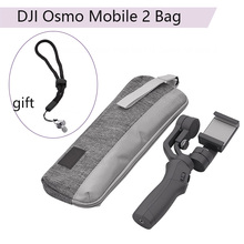 Storage Bag Case for Zhiyun Smooth Q 4 DJI OSMO Mobile 2 3 Xiaomi Mijia 3-Axis Handheld Stabilizer Gimbal Accessories