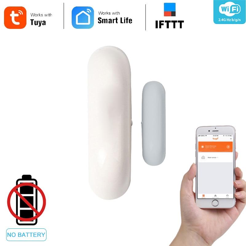 Wifi Door Window Sensor Smart Home Automation App Notification Alerts Support Alexa Google Home IFTTT