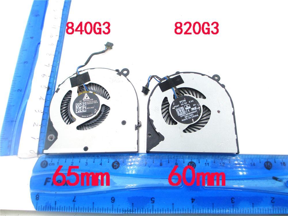 Новый вентилятор для HP Elitebook 745 755 840 848 G3 G4 821163-001 821184-001 820 825 G3 725 G3 725G3 720 G3 821691-001