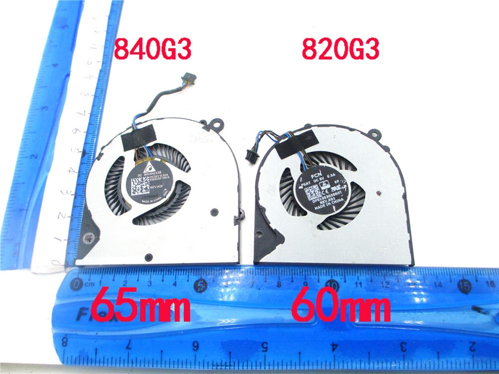 New fan for <font><b>HP</b></font> Elitebook 745 755 840 848 <font><b>G3</b></font> G4 821163-001 821184-001 <font><b>820</b></font> 825 <font><b>G3</b></font> 725 <font><b>G3</b></font> 725G3 720 <font><b>G3</b></font> 821691-001 image