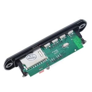 Image 5 - TZT nouvelle arrivée sans fil Bluetooth 12V MP3 WMA décodeur carte Module Audio USB TF Radio pour accessoires de voiture