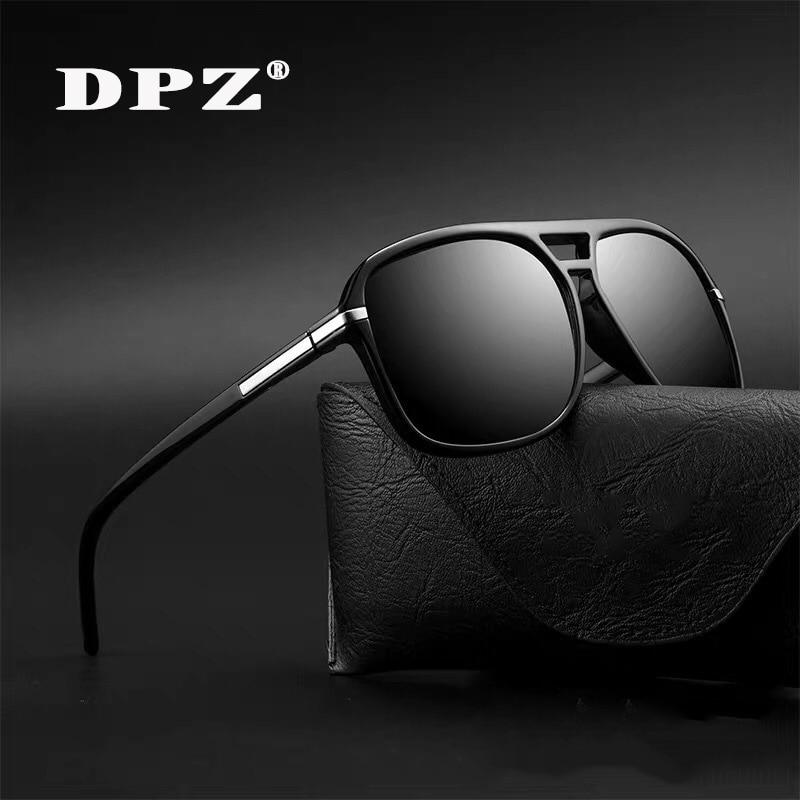 Polarized Sunglasses Men Luxury Brand Designer Vintage Outdoor Driving Sun Glasses Male Goggles Shades UV400 Oculos