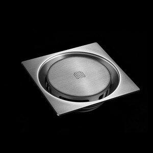 Image 3 - Youpin DABAI Bodenablauf Insekt Deodorant Edelstahl Swivel Ablauf Anti Blocking Filter Esszimmer Küche Bad