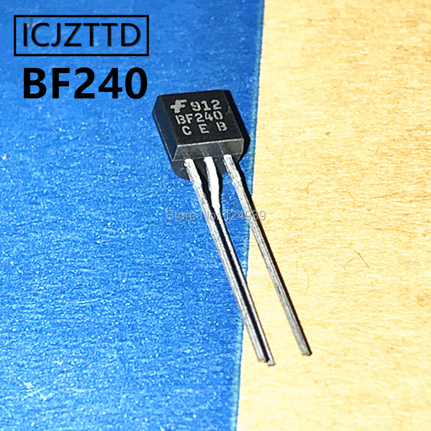 lot de 5 BF240 Transistor TO-92 5PCS