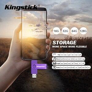Image 5 - Full Colorful TypeC 2.0 USB Flash Drive 8GB 16GB 32GB 64GB 128GB USB Stick Pen drive High Speed Pendrives for Smart Phone/Laptop
