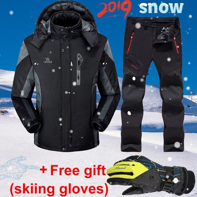 Ski Suit 1