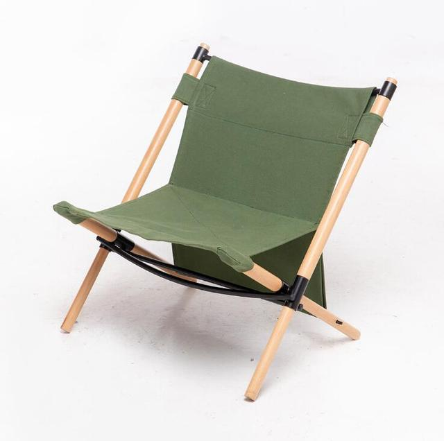 Wooden Foldable Outdoor Chair 4