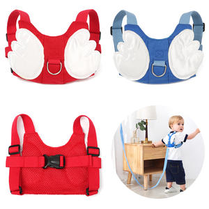 Reins Baby-Walker Pulling Anti-Lost Toddler Children Kid Harness-Strap Wrist-Link Safety-Rope-Band