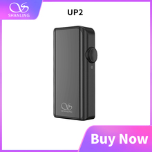 SHANLING UP2 ES9218P portable bluetooth decoding amp USB DAC with microphone microphone
