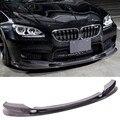 3-D Style Carbon fiber Front Lip Spoiler Fit For BMW M6