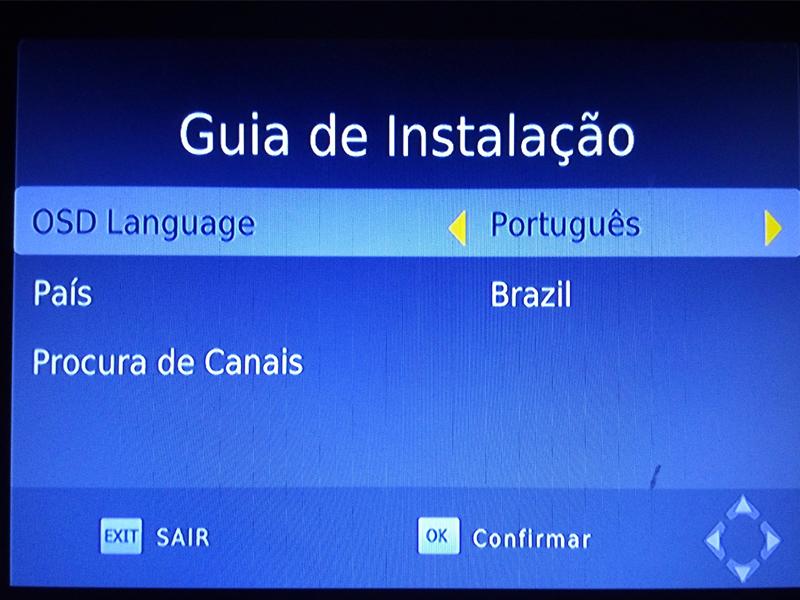 HD FTA ISDB-T receiver tv tuner Terrestrial for Brazil Argentina Chile Venezuela Costa Rica Philippines 7 -