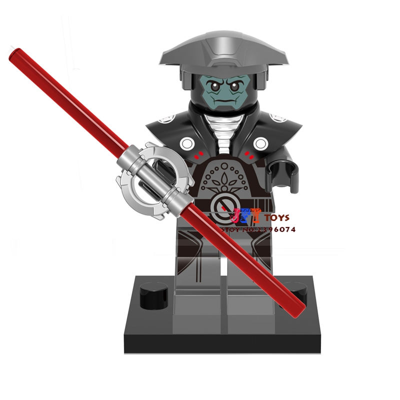 Single Sale Superhero Inquisitor Building Blocks Model Bricks Toys For Children Action Figures