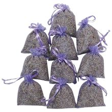 ABLA Lavender Packaging 15 Packs | Natural Deodorant, Dried Floral Sachet, Highest Fragrance Lavender Fragrance Sachet 500g dried lavender flower tea top grade chinese organic beauty anti aging fragrance scented flowers te flowering f1036 50