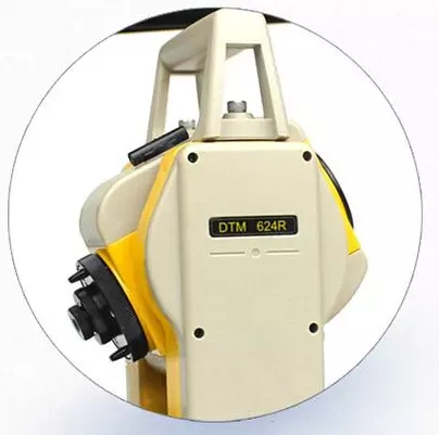 "2"" Total Station 400m Reflectorlesslow Price Total Station/ Total Station Made In China/ Topcan Total Station"